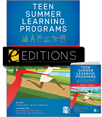 Image for Teen Summer Learning Programs: From Start to Finish—print/e-book Bundle
