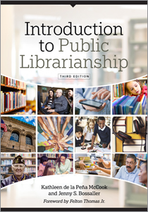 book ocver of Introduction to Public Librarianship, Third Edition