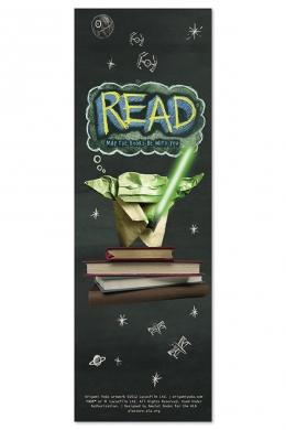 Origami Yoda Bookmark