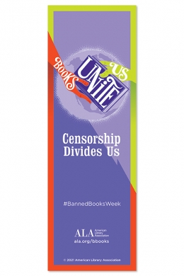 product image for Books Unite Us Bookmark