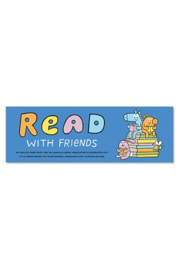 Baloney and Friends Bookmark