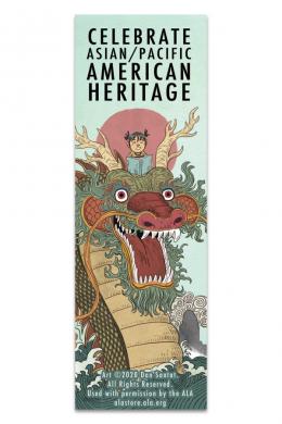 Asian/Pacific American Heritage Bookmark