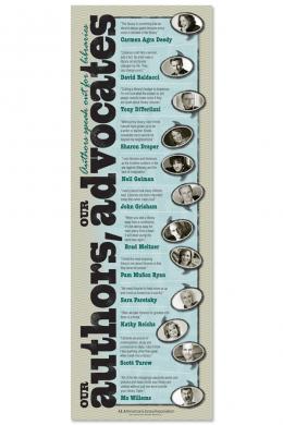 Author Advocates Poster