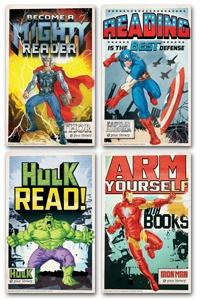 Avengers Mini Poster Set