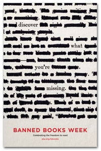 2013 Banned Books Week Poster