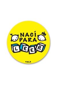 Born to Read Stickers Spanish