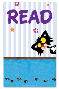 Bad Kitty READ Poster Download