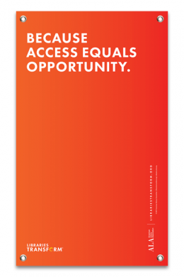 Because Access Banner
