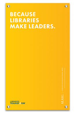 Because Leaders Banner