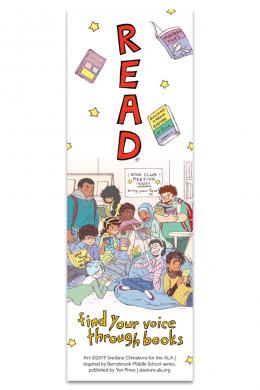 Berrybrook Middle School Bookmark