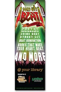 Books with Beat Bookmark