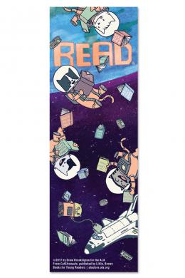 CatStronauts Bookmark