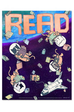 CatStronauts Poster