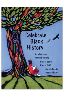 Celebrate Black History Poster