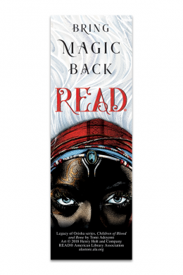 Children of Blood and Bone Bookmark