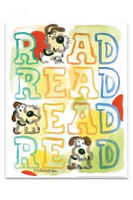 Daisy Read Poster
