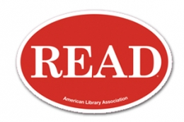 Euro-style READ Sticker