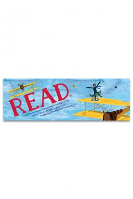 Flying Free Bookmark