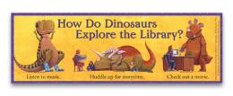 How Do Dinosaurs Bookmark