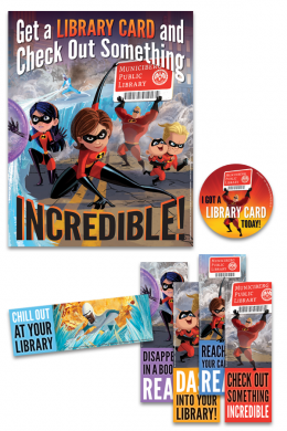Incredibles Set