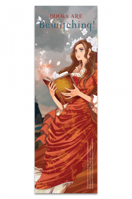 Infernal Devices Bookmark
