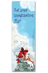 Ladybug Girl Bookmark