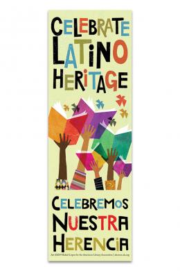 Latino Heritage Bookmark