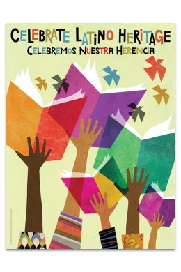 Latino Heritage Poster
