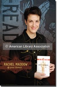 Rachel Maddow Poster