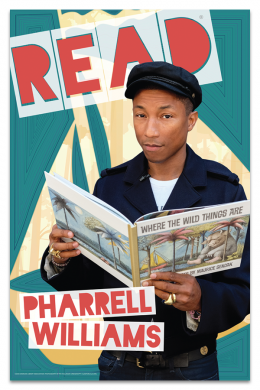 Pharrell Williams Poster