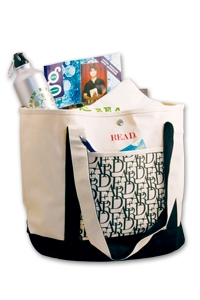 READ Book Tote, Large
