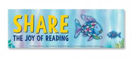 Rainbow Fish Bookmark