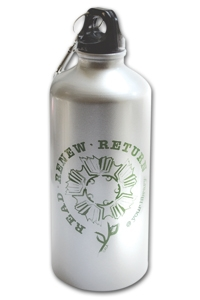 READ Renew Return Water Bottle