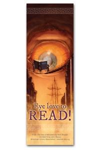 Sea of Monsters Bookmark