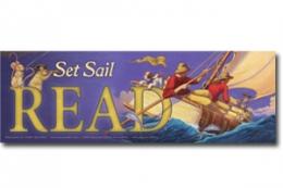 Set Sail Bookmark