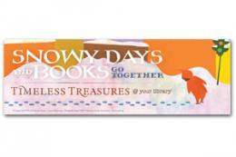 Snowy Day Bookmark
