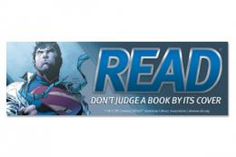 Superman Bookmark