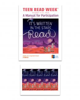 TRW18 Manual and Bookmark Set