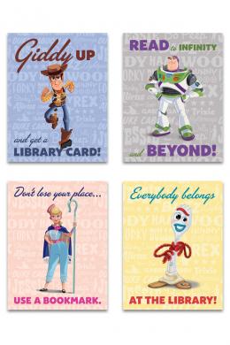 Toy Story Mini Poster Set