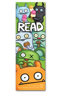 Uglydoll Bookmark