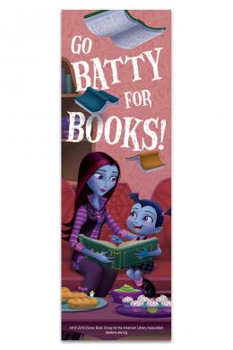 Vampirina Bookmark