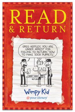 Wimpy Kid Returns Poster