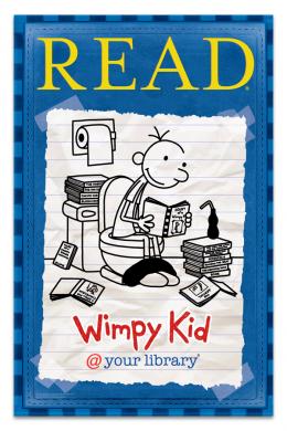 Wimpy Kid Mini Poster