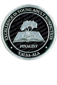 YALSA Award for Excellence in Nonfiction Finalist Seal