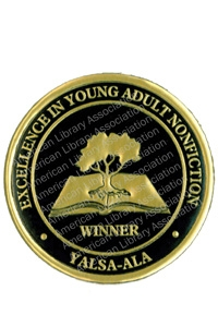 YALSA Award for Excellence in Nonfiction Winner Seal