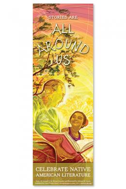 All Around Us Bookmark