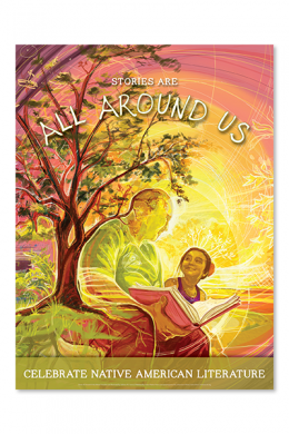 All Around Us Poster