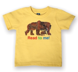 Baby Bear Read to Me T-shirt