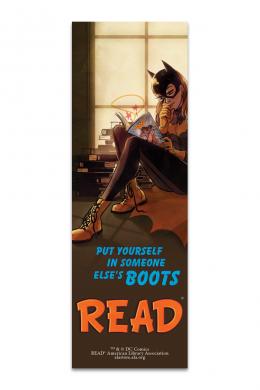 Batgirl Bookmark