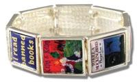 Banned Books Children's Titles Bracelet